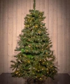 Horpestad Plantesalg * Jul - Kunstige juletrær > Dunham - kunstig juletre med lys