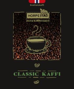 Horpestad Plantesalg * Jæren kaffibrenneri - Classic kaffi