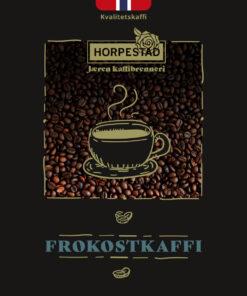 Horpestad Plantesalg * Jæren kaffibrenneri - Frukostkaffi