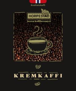 Horpestad Plantesalg * Jæren kaffibrenneri - Kremkaffi