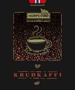 Horpestad Plantesalg * Jæren kaffibrenneri - Krudkaffi