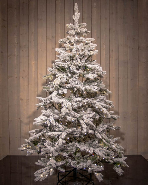 Horpestad Plantesalg * Jul - Kunstige juletrær > Norefjell med lys