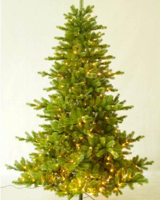 Horpestad Plantesalg * Jul - Kunstige juletrær > Westbrook 210 cm med 336 lys