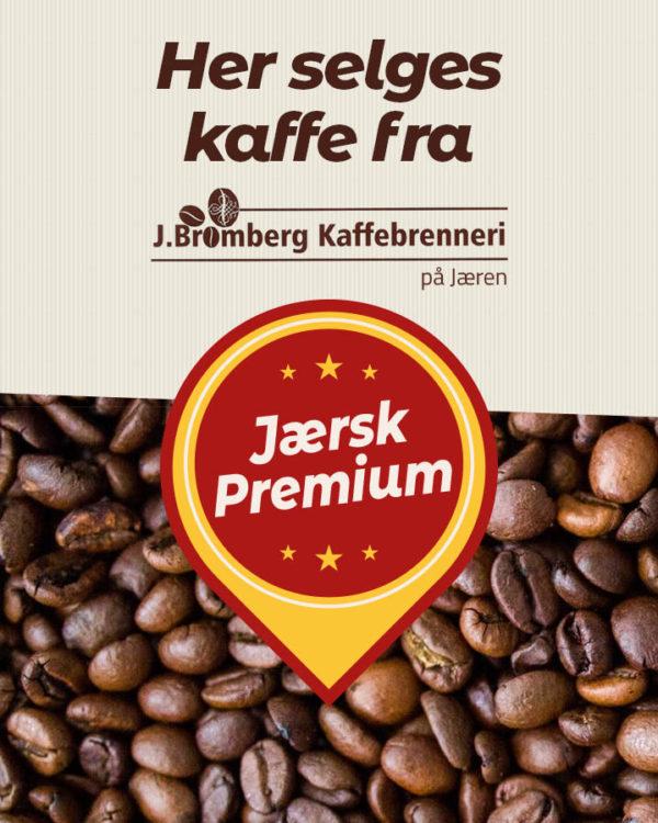 Horpestad Plantesalg * Kaffi & Snob > Jærsk Premium