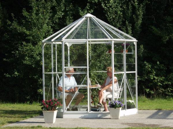 Horpestad Plantesalg * Hagemøbler - Hera hagerom