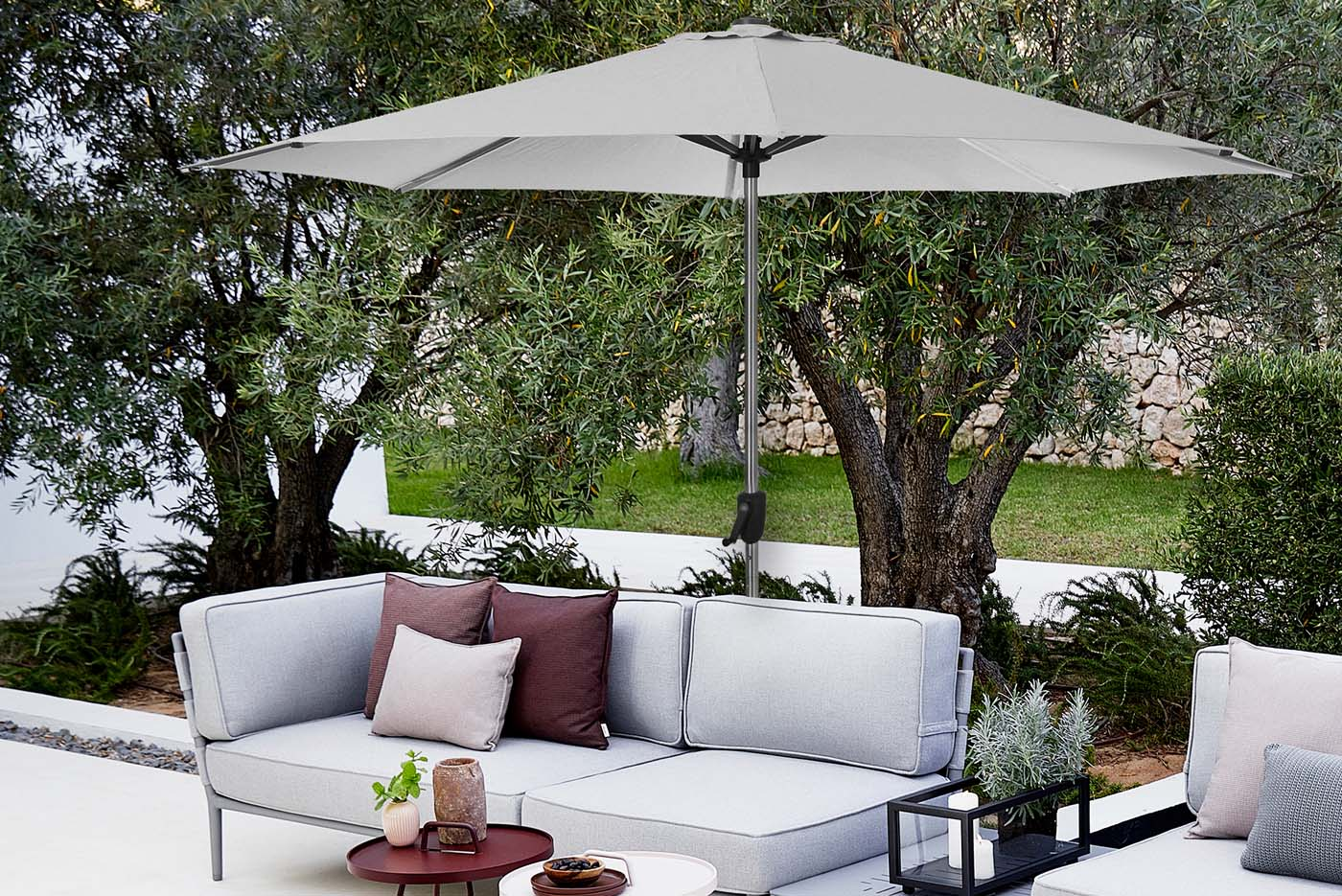 Horpestad Plantesalg * Godt utvalg i parasoller