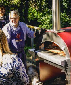 Pizzaovner - 4-pizze pizzaovn * Kopper