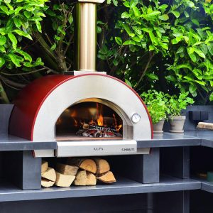 Pizzaovner - 5 minuti pizzaovn * Kopper
