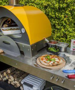 Pizzaovner - Tilbehør * Multifunksjonell base