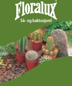 Horpestad Plantesalg * Floralux - Gjødsel - Så- og kaktusjord