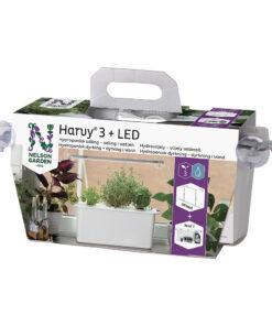 Horpestad Plantesalg * Hydroponisk dyrkingskasse Harvy 3 med LED - Gavepakke