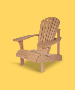 Horpestad Plantesalg * Hagemobler - Georgian Bay stol i rødlig seder
