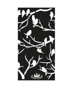 Horpestad Plantesalg * Utepeis og bålpanne - Balkurv Fancy Flames fugler på kvist